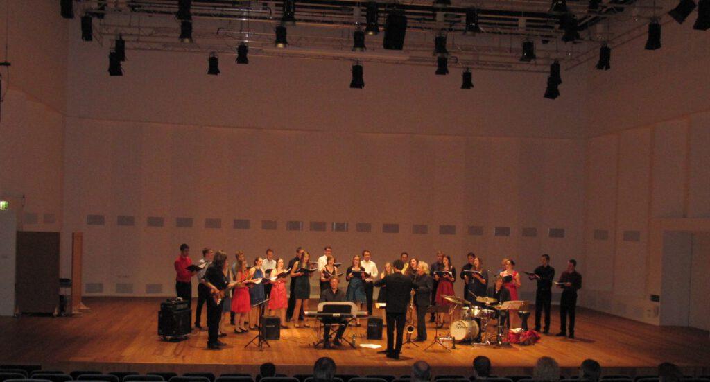 BaJu 2015 chor.com Konzert